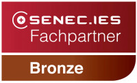 Siegel Fachpartner Bronze senec ies