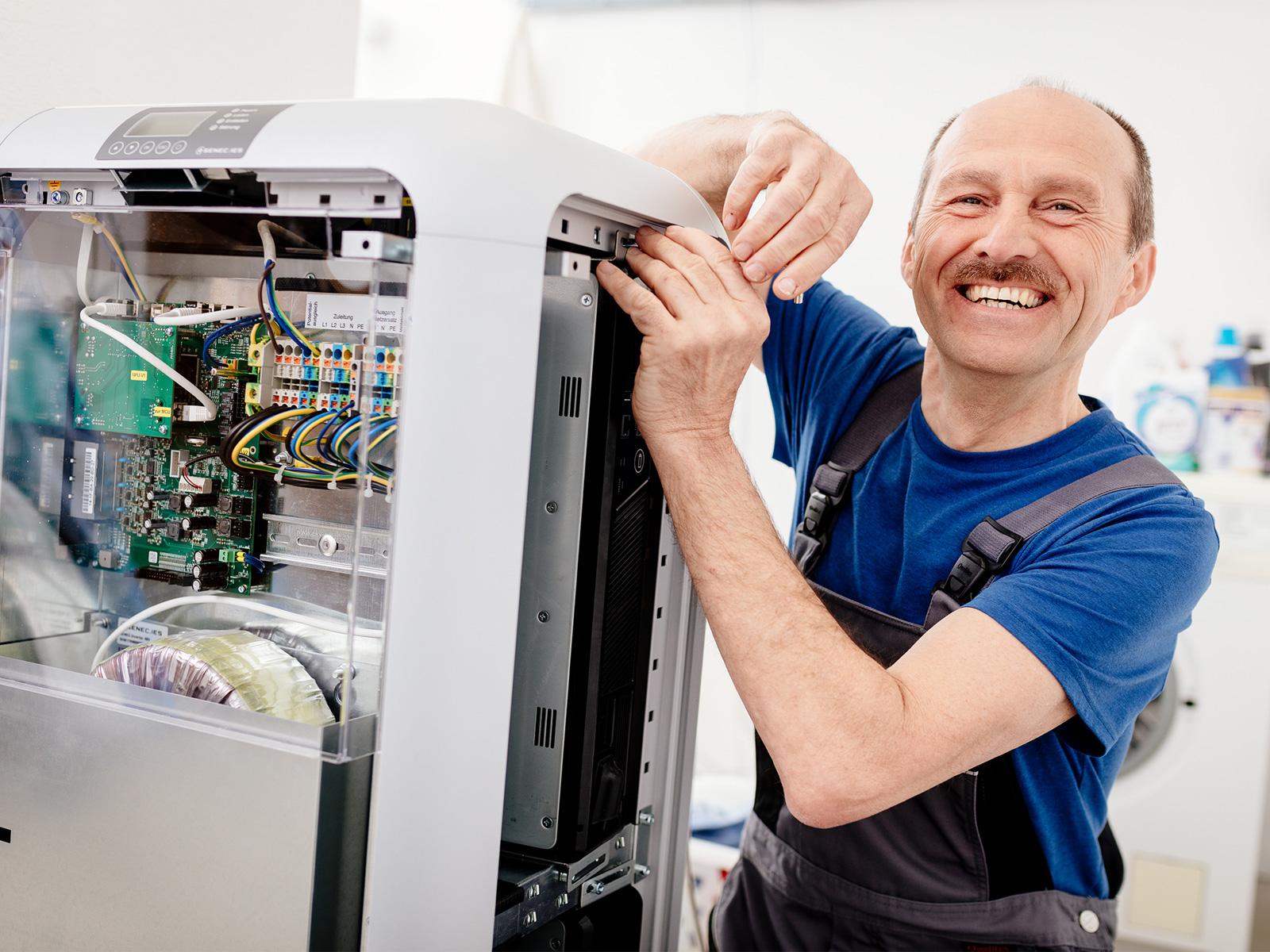 SENEC Home Li - Installateur