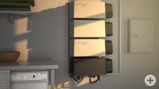MYRESERVE Matrix 6,6 kWh - Haushaltsraum