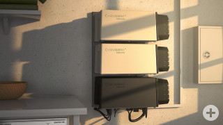 MYRESERVE Matrix 4,4 kWh - Haushaltsraum