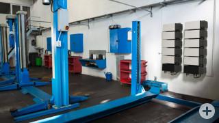 MYRESERVE Matrix 22 kWh - Werkstatt